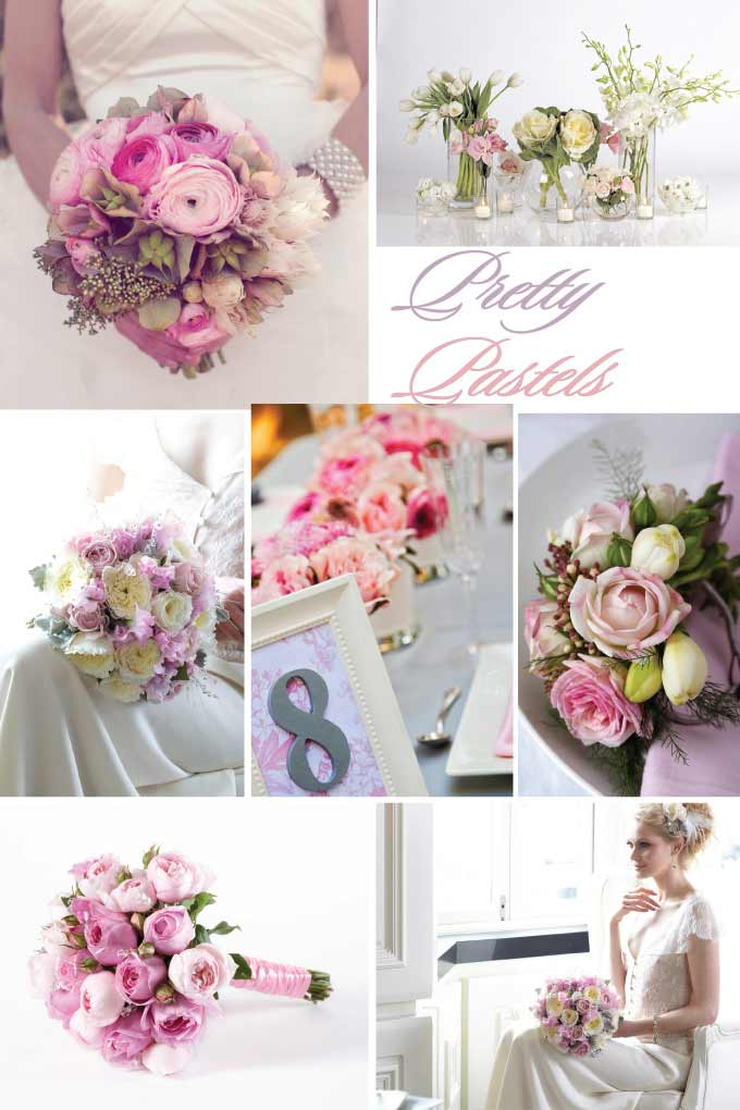 Clockwise from top left: Bailie Photography, Peonies Wedding Floral Designer, Merci Flowers, Maria's Fresh Flowers, Maria's Fresh Flowers, Maria's Fresh Flowers, Flower Talk