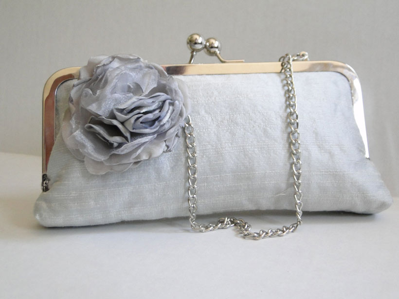 Wedding Clutch from Paperflora on Etsy