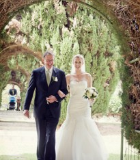 Summer day love – Kate & Scott say 'I do' in South Australia.