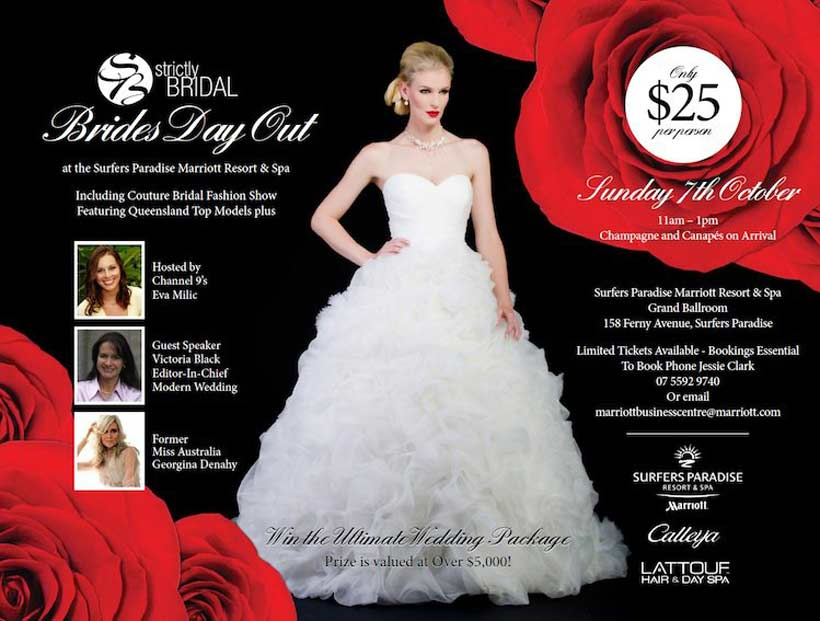 Strictly Bridal's Brides Day Out