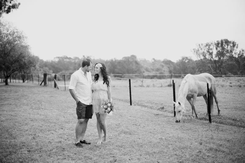 Engagement Shoot - Field Location