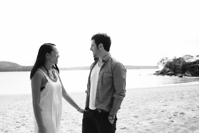 Balmoral-Beach-Engagement-Portrait-5