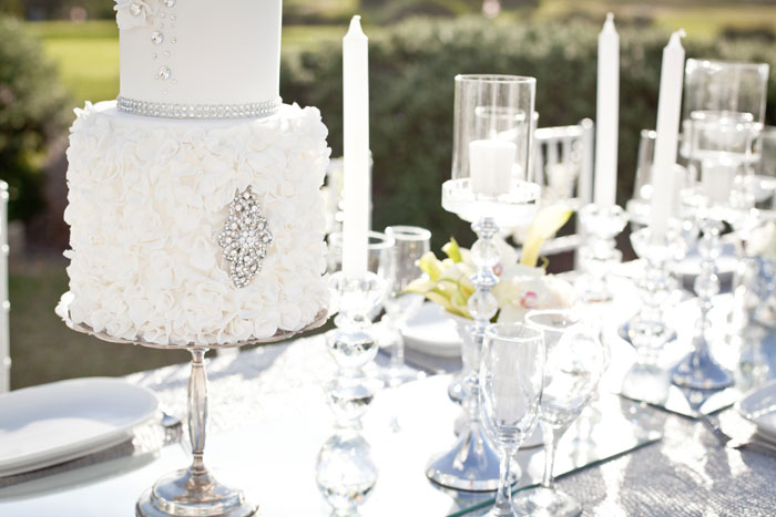 Diamond-Wedding-Cake