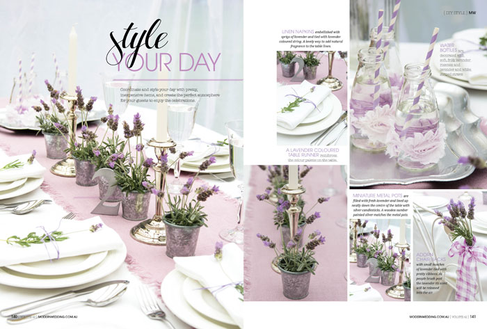 DIY-Lavender-Wedding