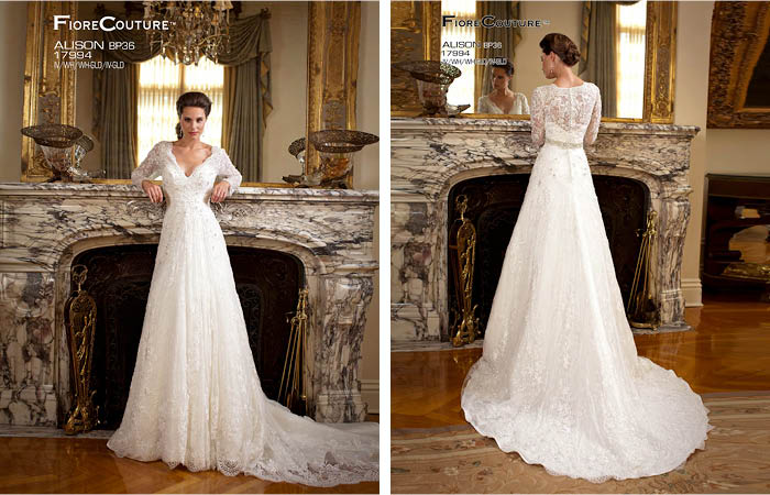 Fiore Couture Wedding Dress 'Alison'