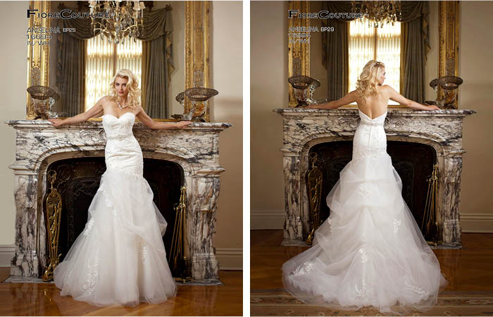 Fiore Couture Wedding Dress 'Angelina'
