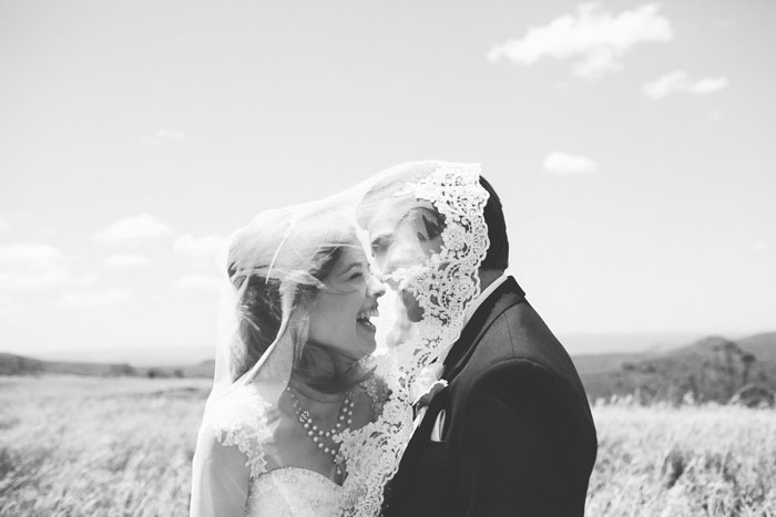 Wedding Photography Ideas - Veil caught in the wind