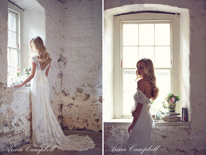 Anna Campbell Wedding Dresses Forever Entwined