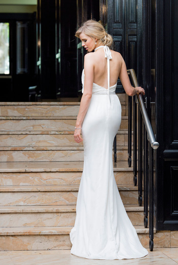Ava Wedding Dress by Louise Alvarez
