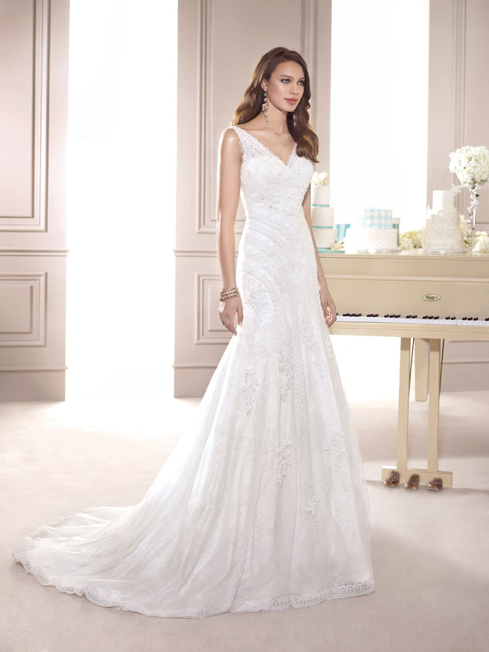 Fara Sposa Fawn Wedding Dress