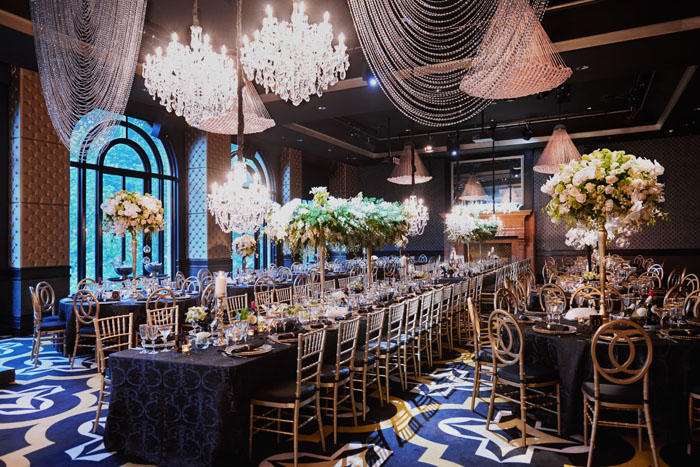 Great Gatsby Wedding Theme