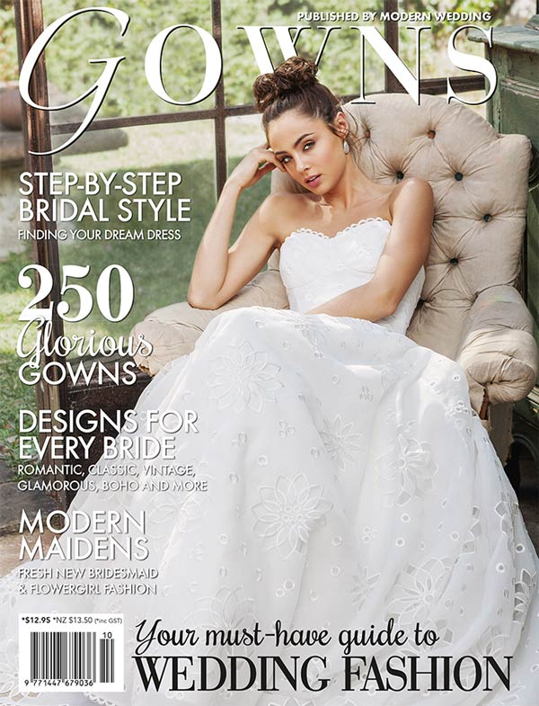 Wedding dress magazine wedding gowns magazine on dominiss wedding dress 2017 junglespirit Choice Image
