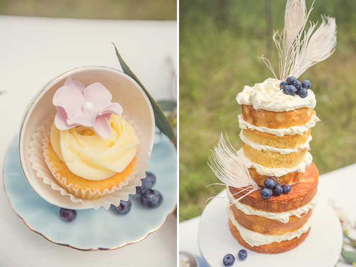 Wedding Cakes by The Dainty Baker
