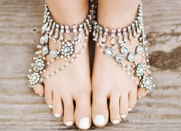 Dance Barefoot Sandals by Sarah Loven