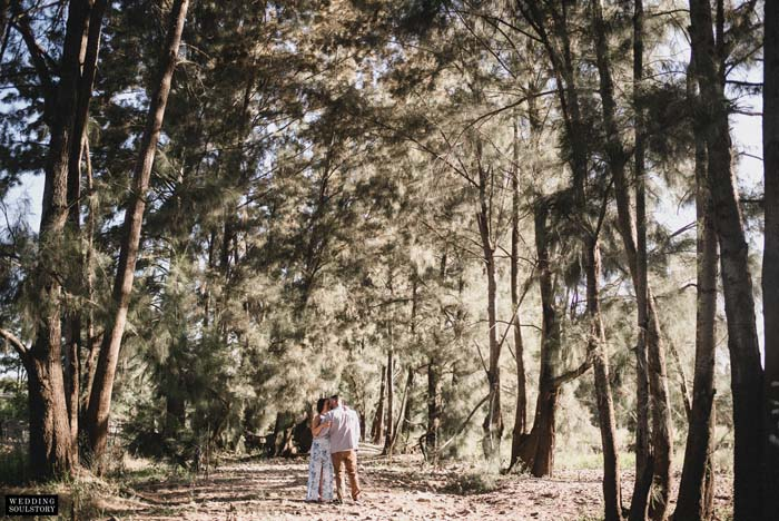 Engagement Shoot Photographed by Wedding Soul Story