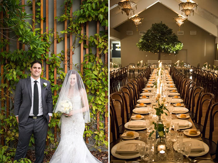 Wedding styled by white+white events