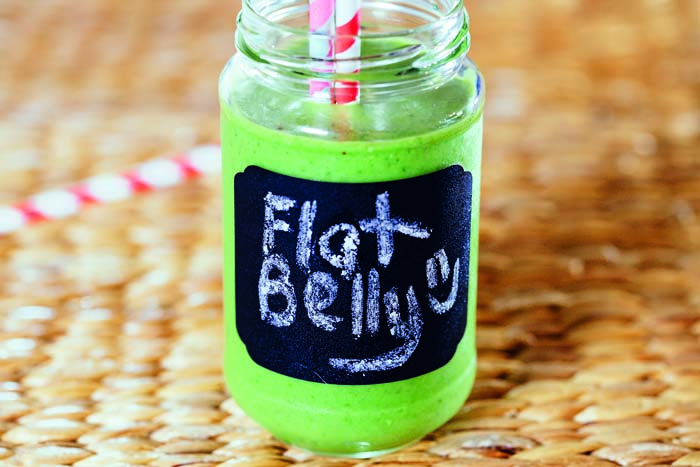 Flat Belly Smoothie Recipe