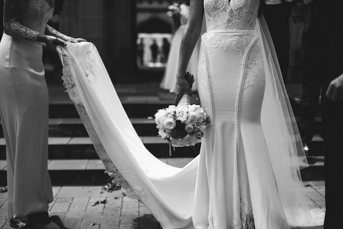 Wedding Dress by Leah Da Gloria