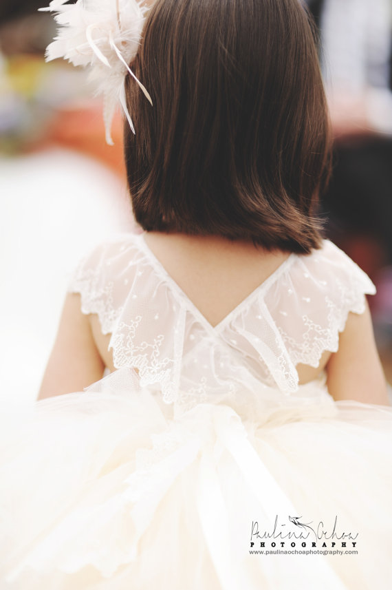 Flower Girl Dress Available at Alora Safari on Etsy