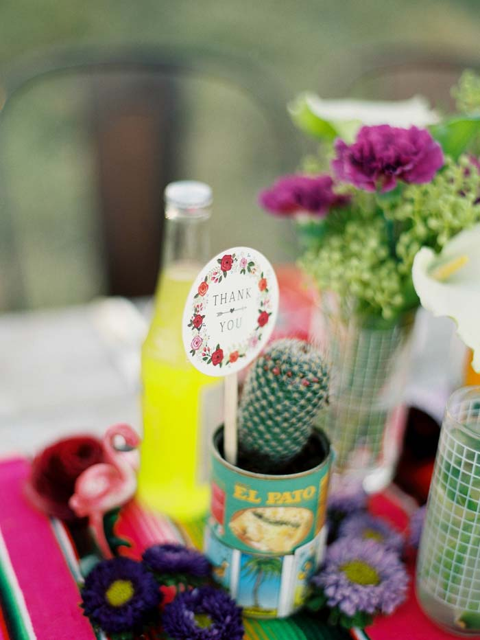 Mexican Fiesta Wedding Styling by Ashdown & Bee