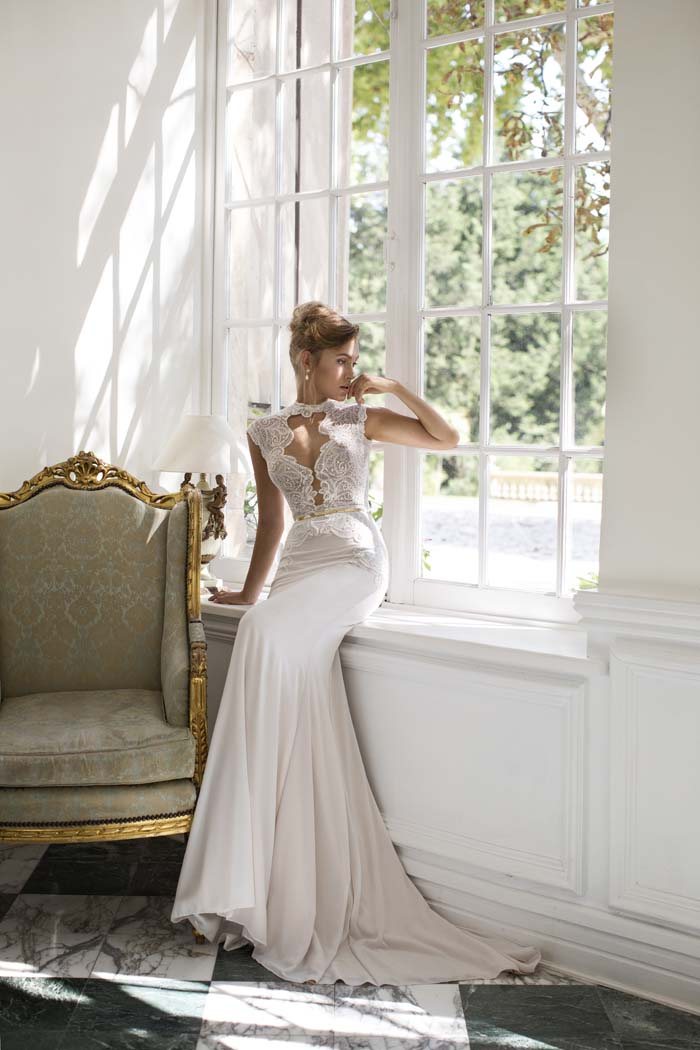 Julie Vino Grace Wedding Gown