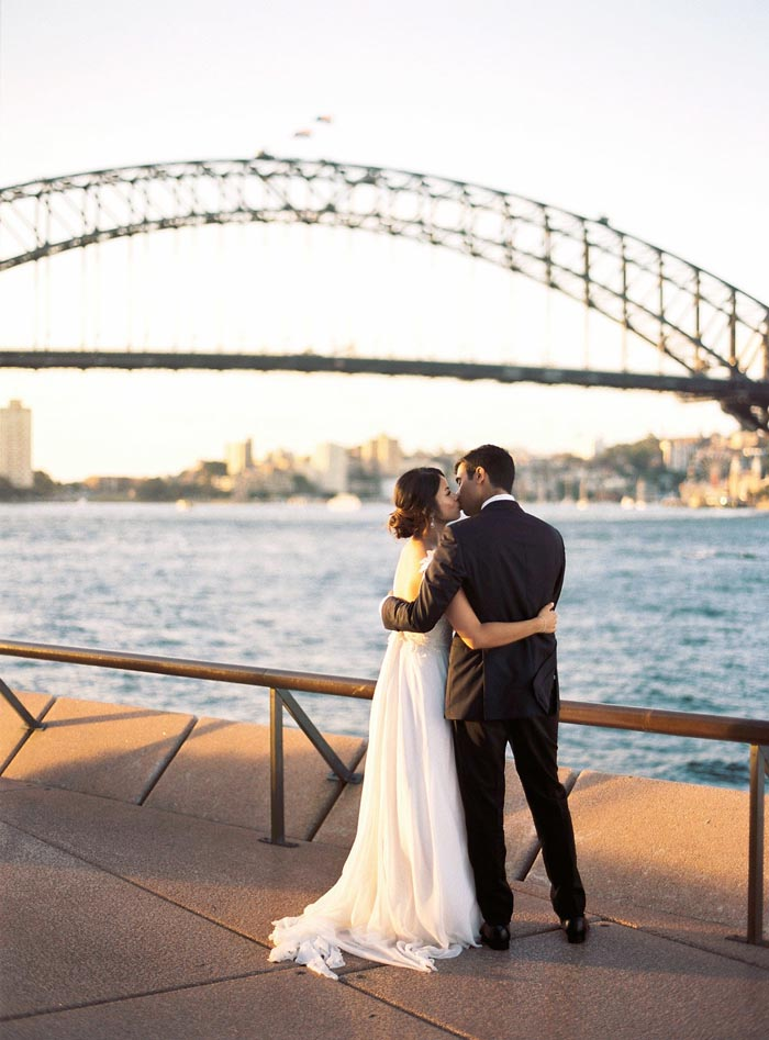 sydney opera house wedding 4
