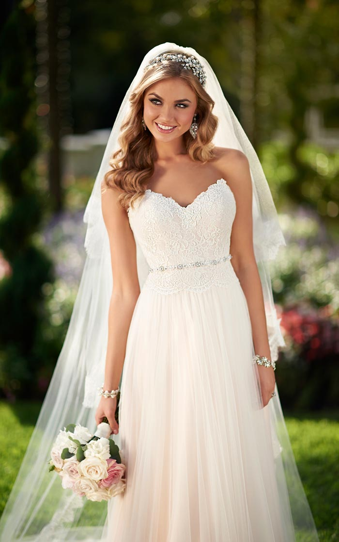 10 tips for finding the perfect wedding dress modern wedding for How to find the perfect wedding dress