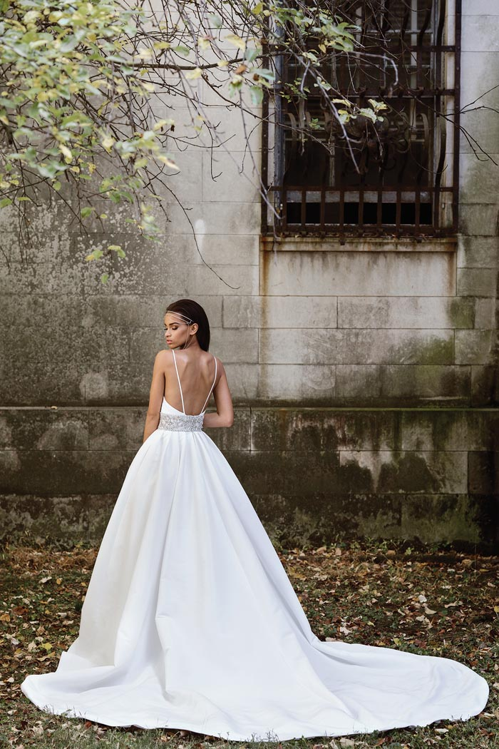 Justin Alexander Signature Collection Bridal Gown Ballgown