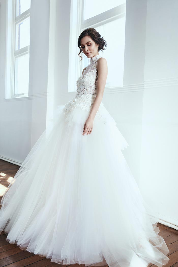Couture Wedding Gowns Narcisse Full