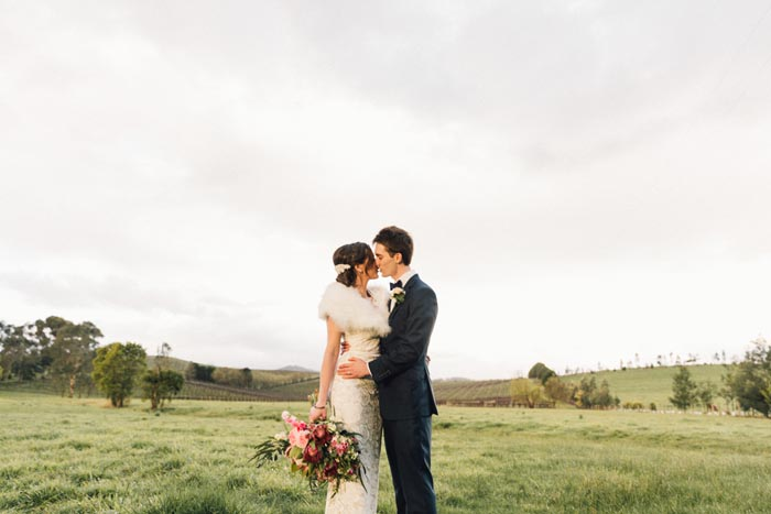 Country Wedding at Immerse in the Yarra Valley Kelly & Sam 3 - Georgia Wiggs Photography