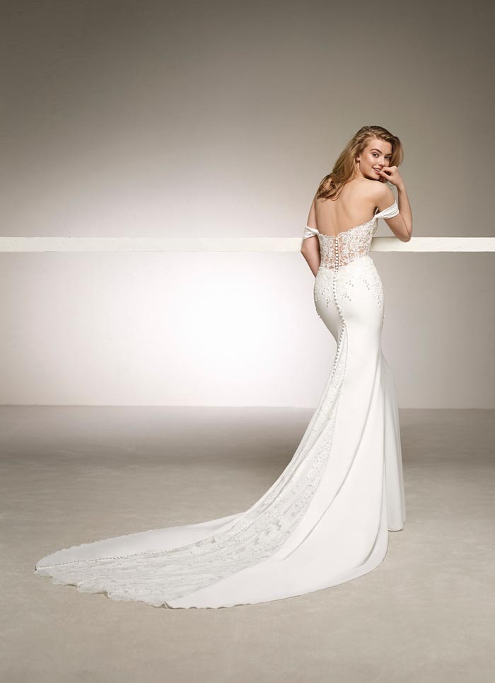 Pronovias Wedding Dress DARCY-C