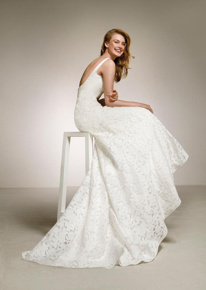 Pronovias Wedding Dress DEBUT-D