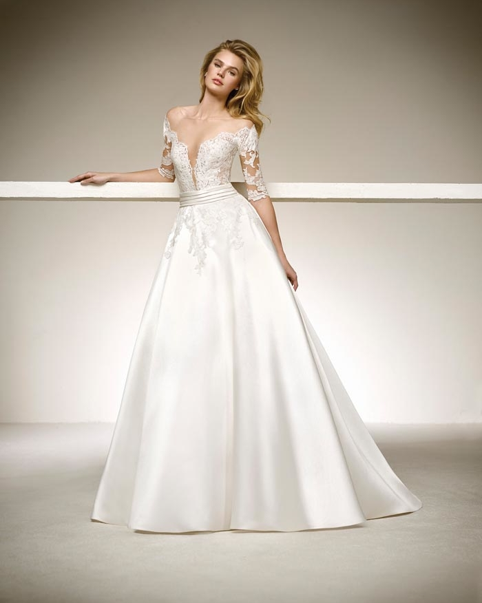 Pronovias Wedding Dress DESEO-B