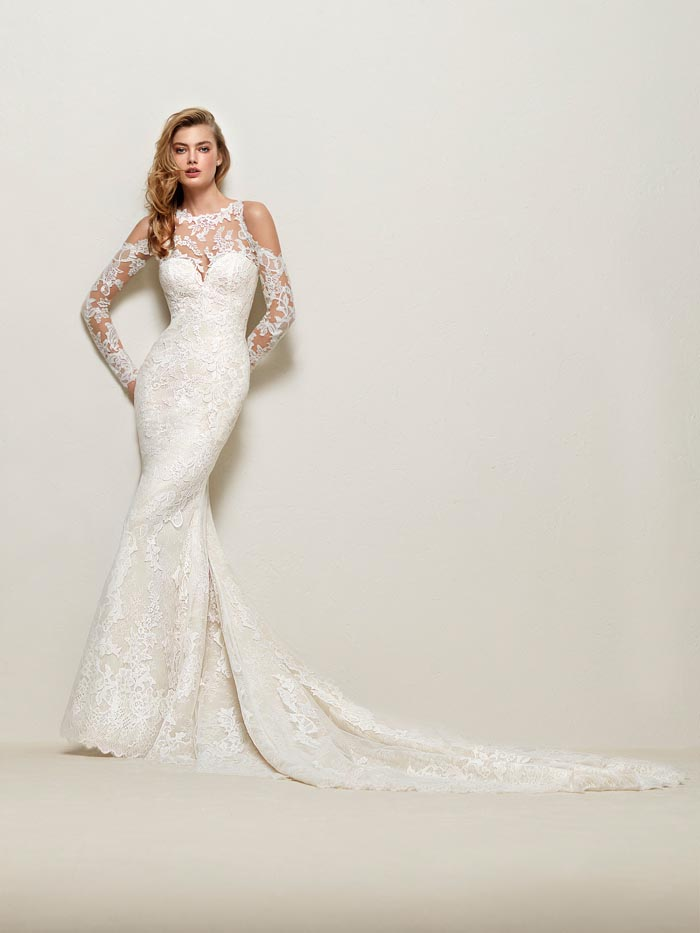 Pronovias Wedding Dress DRIBAE-B