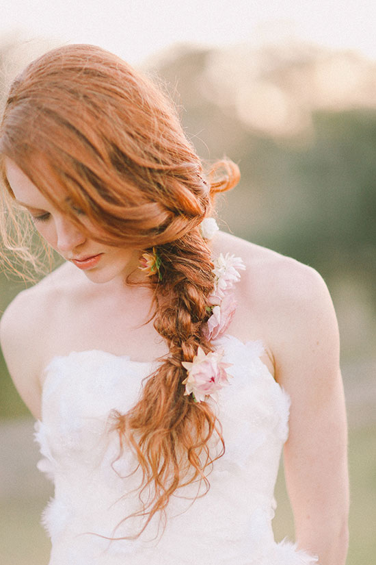 Wedding Hair by Amy Chan